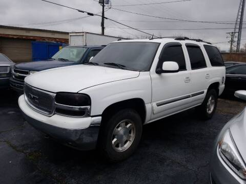 2004 GMC Yukon for sale at Martins Auto Sales in Shelbyville KY