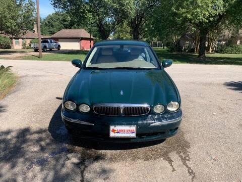2003 Jaguar X-Type for sale at CARWIN MOTORS in Katy TX