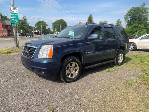 2007 GMC Yukon for sale at Townline Motors in Cortland NY