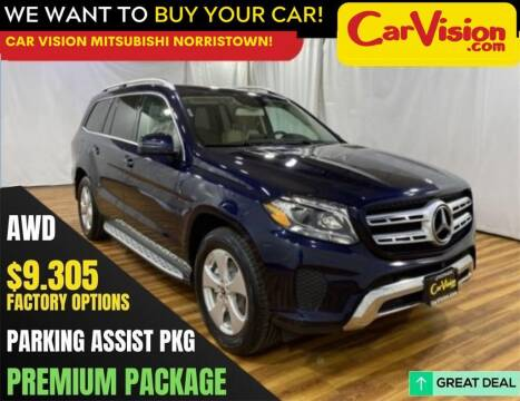 2017 Mercedes-Benz GLS for sale at Car Vision Mitsubishi Norristown in Norristown PA
