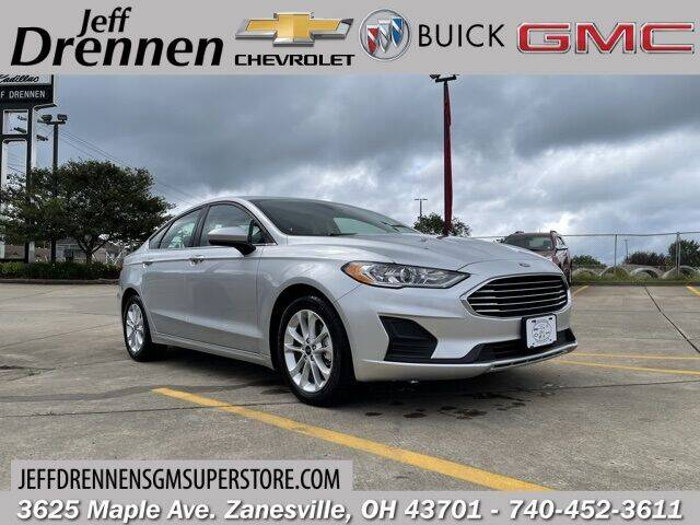 2019 Ford Fusion for sale in Zanesville, OH