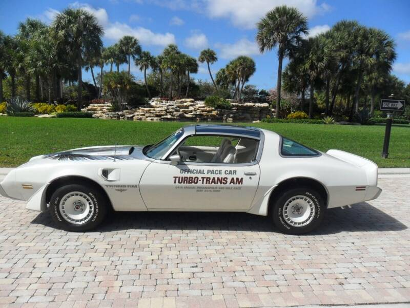 1980 Pontiac Trans Am for sale at AUTO HOUSE FLORIDA in Pompano Beach FL