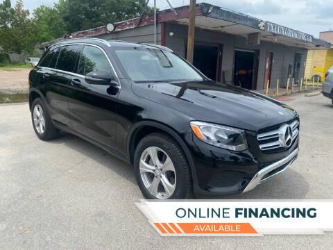 2016 Mercedes-Benz GLC for sale at Texas Luxury Auto in Houston TX