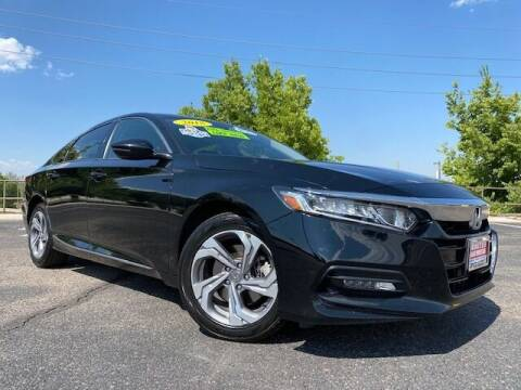 2018 Honda Accord for sale at UNITED Automotive in Denver CO