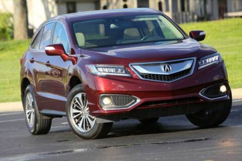 2018 Acura RDX for sale at MGM Motors LLC in De Soto KS