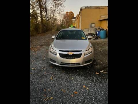 2014 Chevrolet Cruze for sale at Persing Inc in Allentown PA