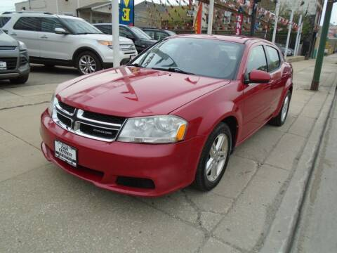 2011 Dodge Avenger for sale at CAR CENTER INC in Chicago IL