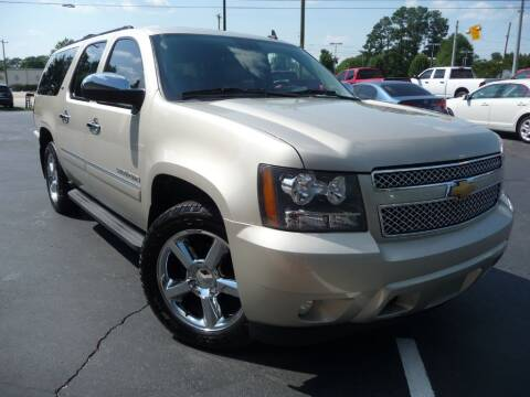 2013 Chevrolet Suburban for sale at Wade Hampton Auto Mart in Greer SC