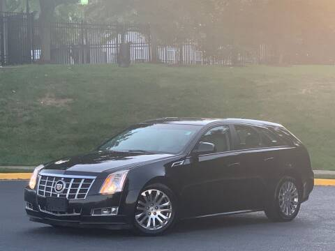 2014 Cadillac CTS for sale at Diamond Automobile Exchange in Woodbridge VA
