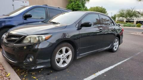 2011 Toyota Corolla for sale at Arizona Auto Resource in Tempe AZ