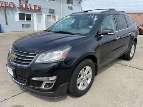 2014 Chevrolet Traverse for sale at De Anda Auto Sales in South Sioux City NE