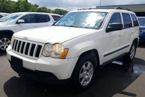 2009 Jeep Grand Cherokee for sale at Angelo's Auto Sales in Lowellville OH