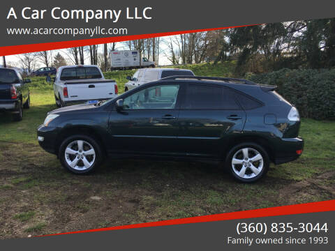 2006 Lexus RX 330 for sale at A Car Company LLC in Washougal WA