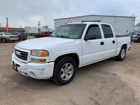 2005 GMC Sierra 1500 for sale at M & M Motors in Angleton TX