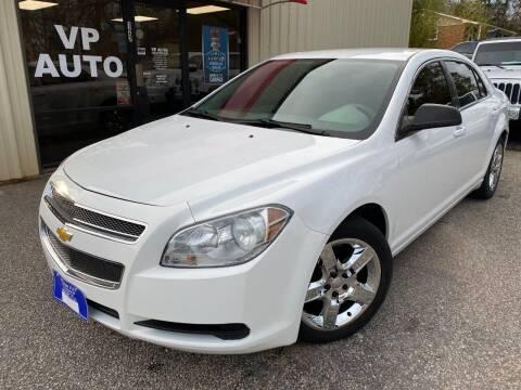 2012 Chevrolet Malibu for sale at VP Auto in Greenville SC