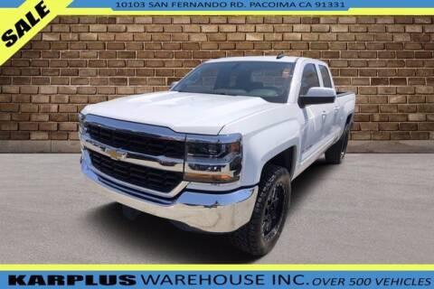 2019 Chevrolet Silverado 1500 LD for sale at Karplus Warehouse in Pacoima CA