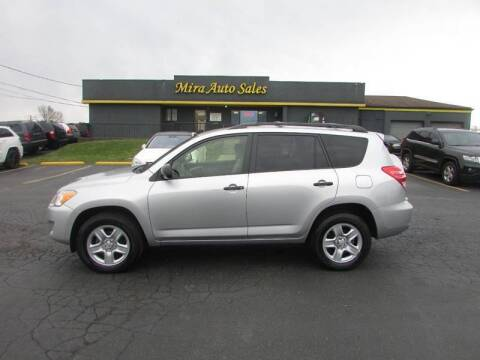 2012 Toyota RAV4 for sale at MIRA AUTO SALES in Cincinnati OH