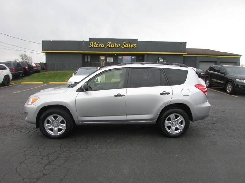 2012 Toyota RAV4 for sale at MIRA AUTO SALES in Cincinnati OH