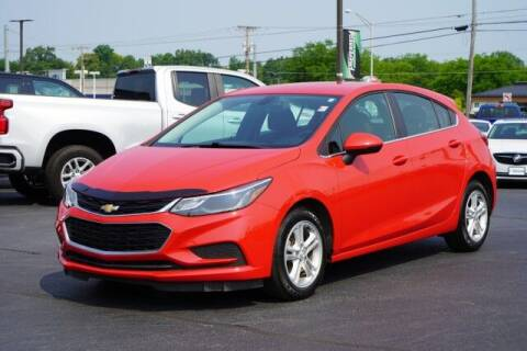 2018 Chevrolet Cruze for sale at Preferred Auto Fort Wayne in Fort Wayne IN