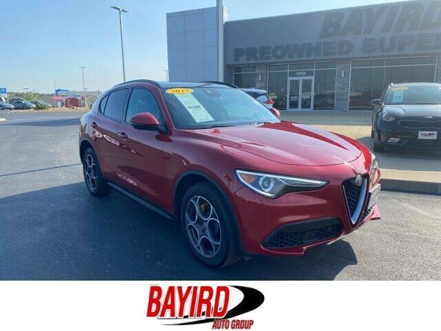 2018 Alfa Romeo Stelvio for sale at Bayird Truck Center in Paragould AR