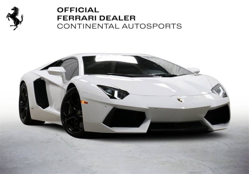 2014 Lamborghini Aventador for sale in Hinsdale, IL