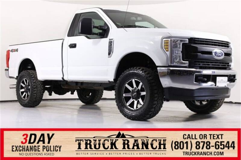 2019 Ford F-350 Super Duty for sale in Logan, UT