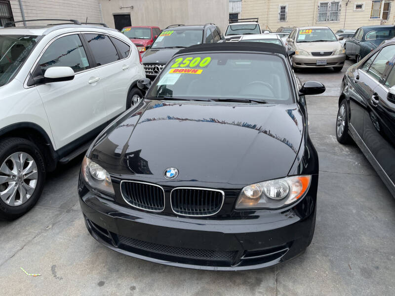 2009 BMW 1 Series for sale at Excelsior Motors , Inc in San Francisco CA