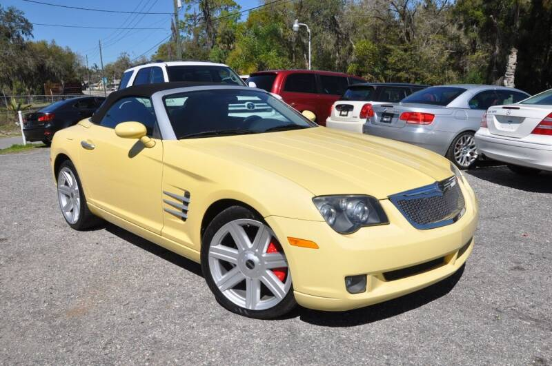 2005 Chrysler Crossfire for sale at Elite Motorcar, LLC in Deland FL