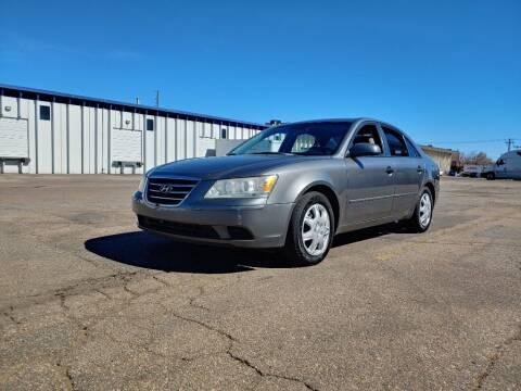 2010 Hyundai Sonata for sale at Americano Auto Sales in Denver CO
