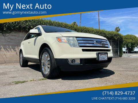 2008 Ford Edge for sale at My Next Auto in Anaheim CA