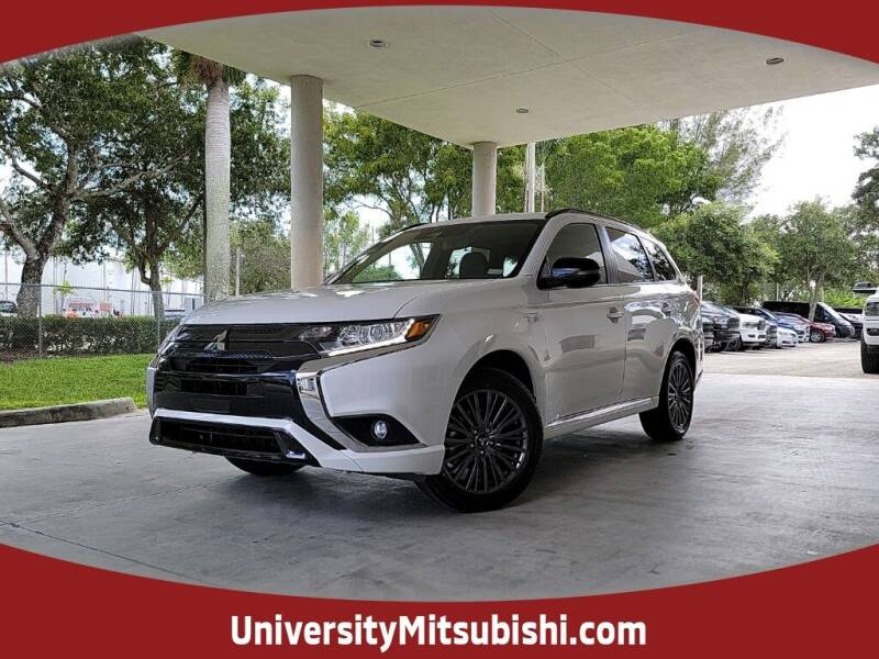2022 Mitsubishi Outlander PHEV for sale in Davie, FL