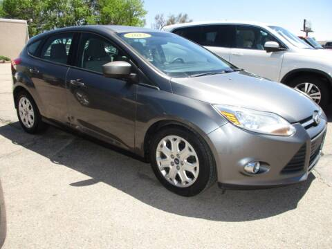 2012 Ford Focus for sale at Advantage Auto Brokers Inc in Greeley CO