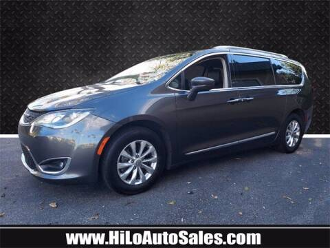 2019 Chrysler Pacifica for sale at Hi-Lo Auto Sales in Frederick MD