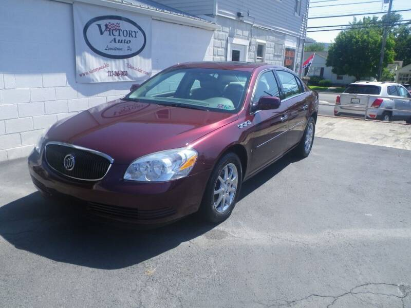 2007 Buick Lucerne for sale at VICTORY AUTO in Lewistown PA