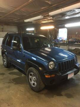 2004 Jeep Liberty for sale at Lavictoire Auto Sales in West Rutland VT
