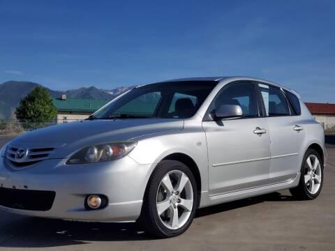 2006 Mazda MAZDA3 for sale at FRESH TREAD AUTO LLC in Springville UT