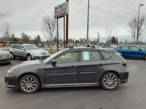 2010 Subaru Impreza for sale at New Deal Used Cars in Spokane Valley WA