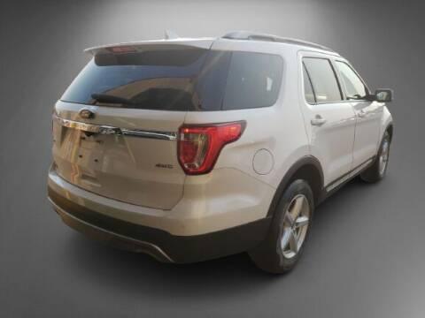 2017 Ford Explorer for sale at Eley Auto Sales & Service in Loretto MN
