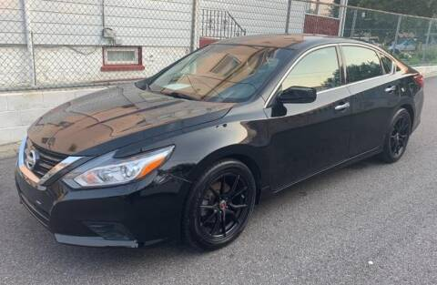 2018 Nissan Altima for sale at Sylhet Motors in Jamaica NY