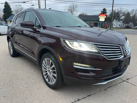 2017 Lincoln MKC for sale at Auto Gallery LLC in Burlington WI