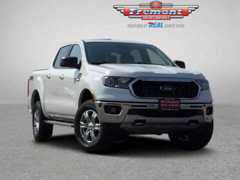 2019 Ford Ranger for sale at Rocky Mountain Commercial Trucks in Casper WY