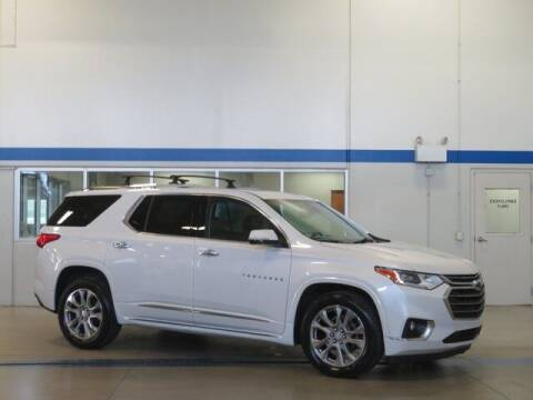 2018 Chevrolet Traverse for sale at Terry Lee Hyundai in Noblesville IN