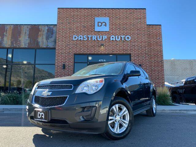 2014 Chevrolet Equinox for sale at Dastrup Auto in Lindon UT