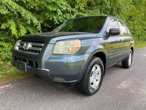 2006 Honda Pilot for sale at Lenoir Auto in Lenoir NC