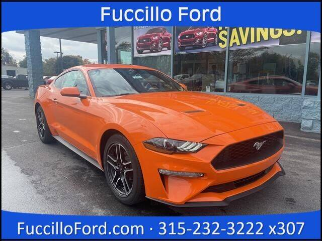 2021 Ford Mustang for sale in Adams, NY