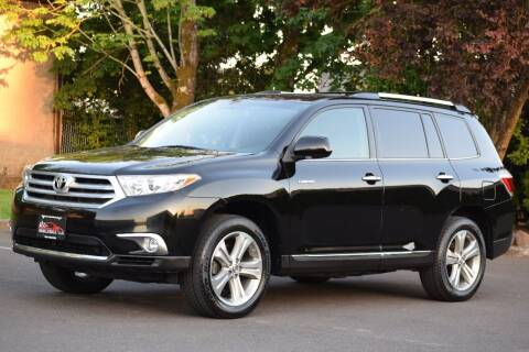 2012 Toyota Highlander for sale at Beaverton Auto Wholesale LLC in Aloha OR