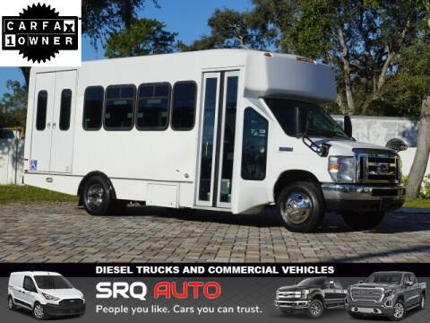 2010 Ford E-Series Chassis for sale at SRQ Auto LLC in Bradenton FL