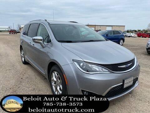 2019 Chrysler Pacifica for sale at BELOIT AUTO & TRUCK PLAZA INC in Beloit KS