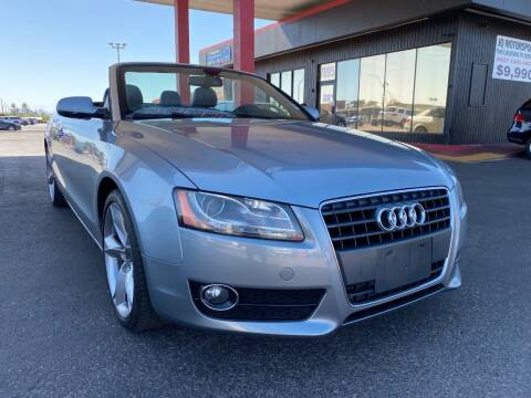 2011 Audi A5 for sale at JQ Motorsports East in Tucson AZ