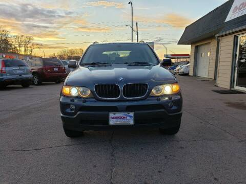 2006 BMW X5 for sale at Gordon Auto Sales LLC in Sioux City IA